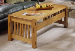 Arts & Crafts: Mission Style Woodworking Plans